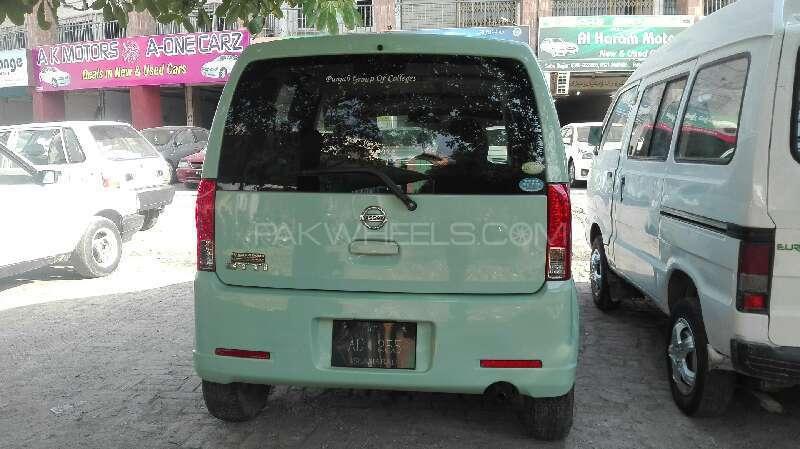 Nissan Otti 2010 Image-4