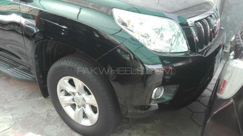 Toyota Prado TX 2.7 2012 Image-8