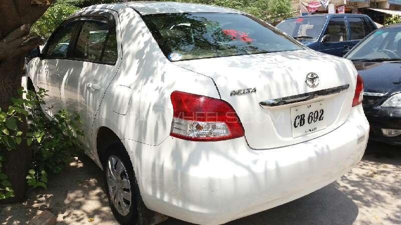 Toyota Belta X 1.0 2010 Image-3