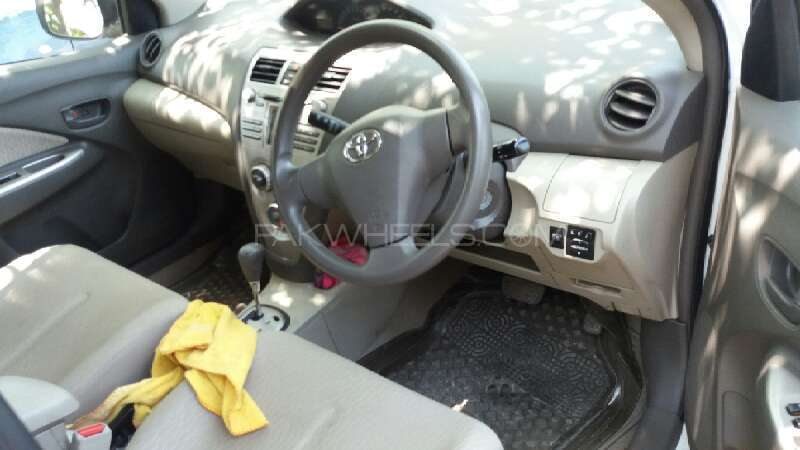Toyota Belta X 1.0 2010 Image-5