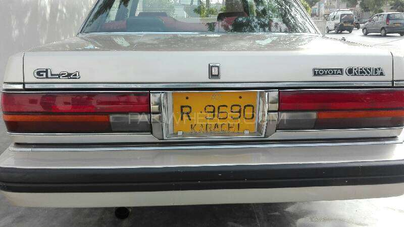 Toyota Cressida 1988 Image-15