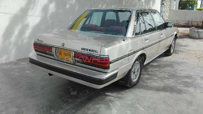 Toyota Cressida 1988 Image-19