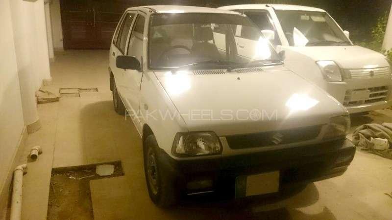 Suzuki Mehran VX (CNG) 2011 Image-1