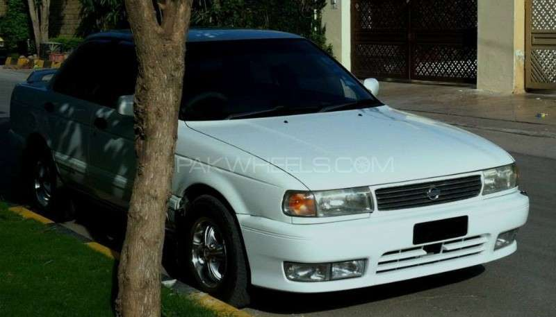 Nissan Sunny JX 1993 Image-1