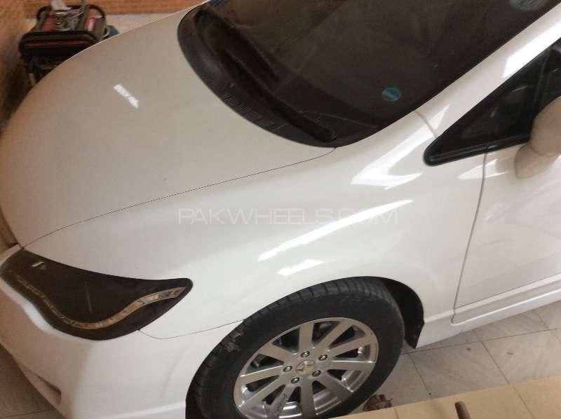 Honda Civic VTi Oriel Prosmatec 1.8 i-VTEC 2010 Image-3