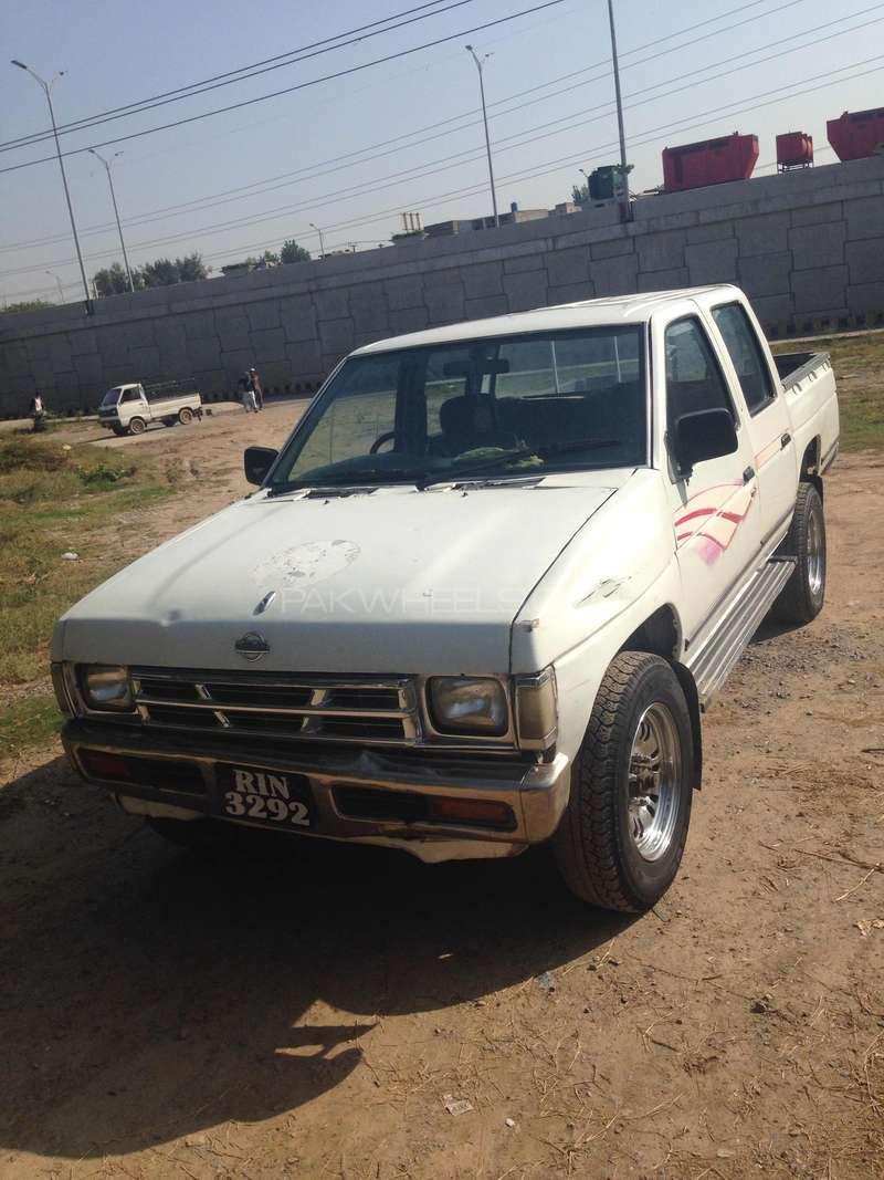 nissan pickup 1994 for  in islamabad | pakwheels
