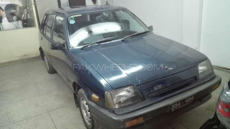 Suzuki Khyber 1988 Image-1