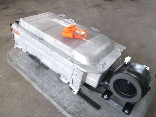 Toyota Aqua Hybrid Battery