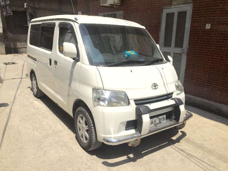 Toyota Town Ace 2013 Image-1