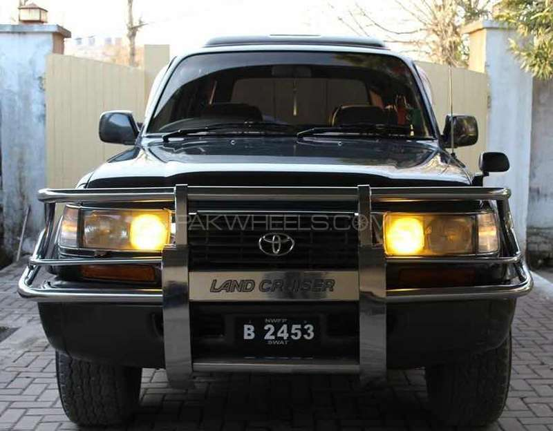 Toyota Land Cruiser VX Limited 4.2D 1991 Image-1