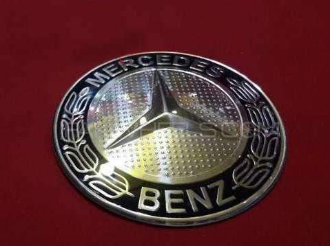 Mercedes OEM Original Logo Image-1
