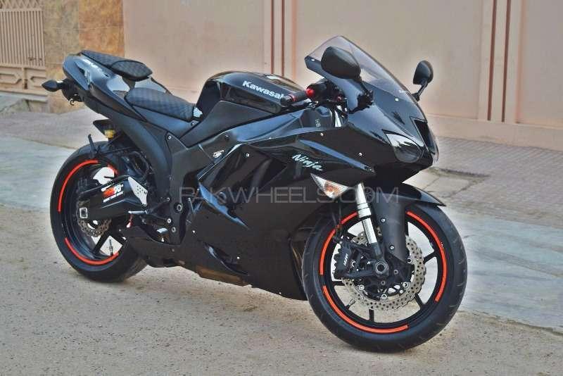 Used Kawasaki Ninja R For Sale In Hyderabad
