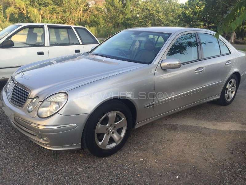 Mercedes benz e class e200 2003 for sale in islamabad for Mercedes benz 2003 e320