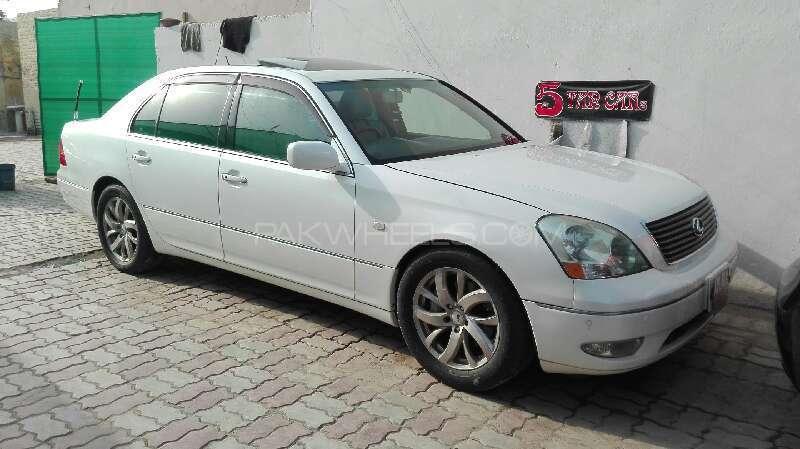 Lexus Ls Series 2001 Image-1