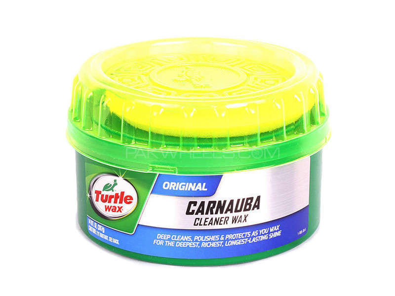 Turtle Carnauba Cleaner Paste Wax T5A Image-1