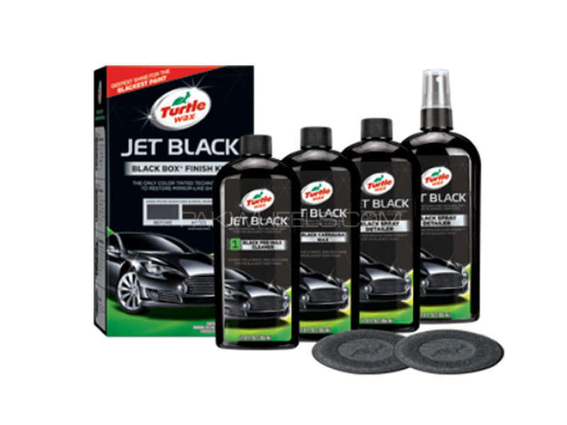 Turtle Jet Black Box Kit T3KT Image-1