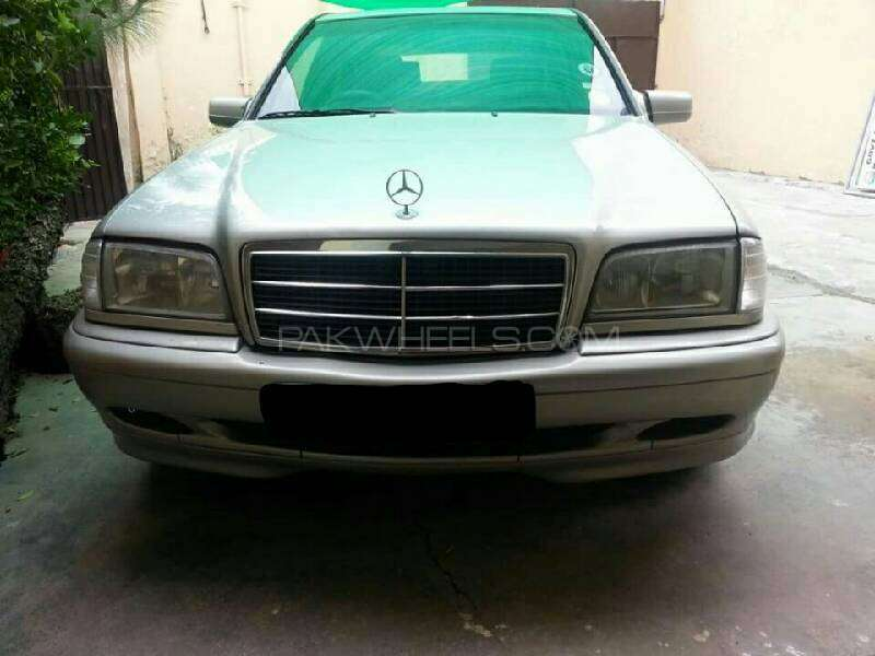 Mercedes benz c class c180 1998 for sale in mirpur a k for Mercedes benz c class 1998