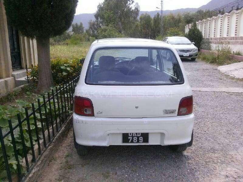 Daihatsu Cuore CX Eco 2003 Image-3