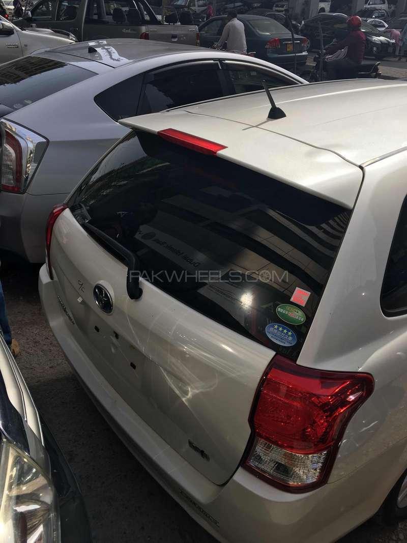 Toyota Corolla Fielder Hybrid 2013 Image-4