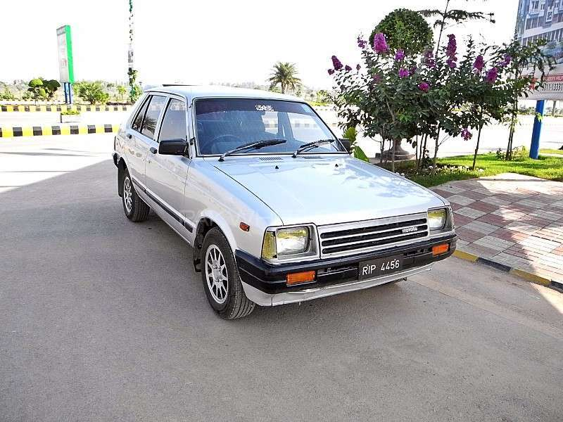 Toyota Starlet 1.0 1982 Image-1