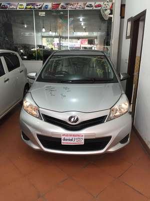 Toyota Vitz F Limited 1.0 2013 for Sale in Multan