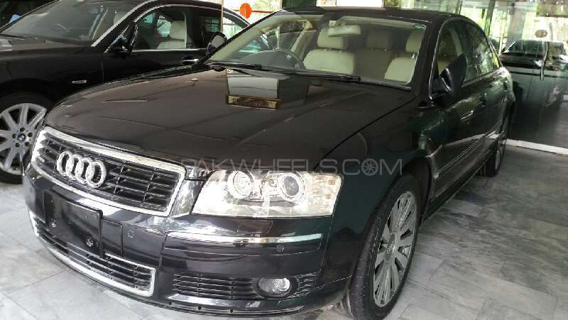 audi a8 2004 for sale in islamabad pakwheels. Black Bedroom Furniture Sets. Home Design Ideas