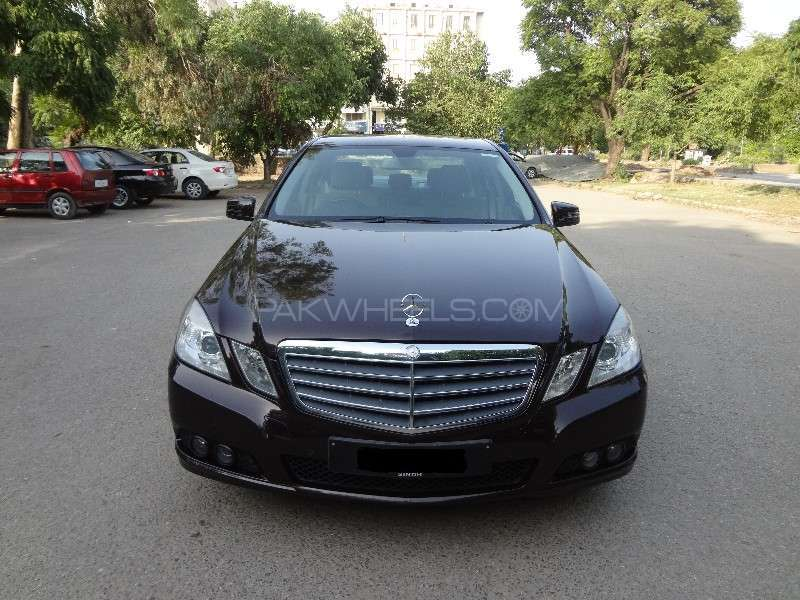Mercedes Benz E Class E200 2011 For Sale In Islamabad