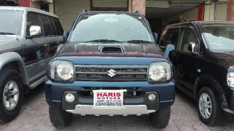 Suzuki Jimny 2011 Image-1