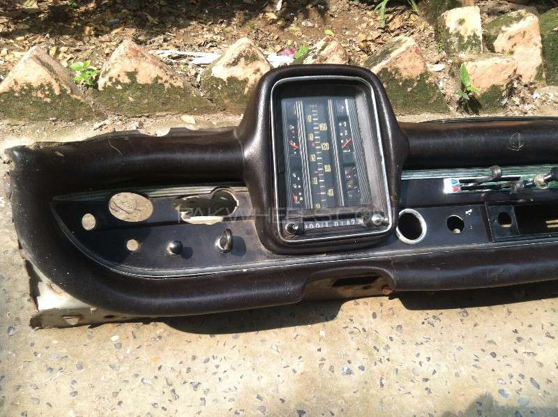Mercedes Benz W110, W111 & W112 Fintail Lhd Dashboard Image-1