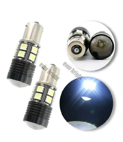12 smd cree high power single point bulbs with projector len Image-1