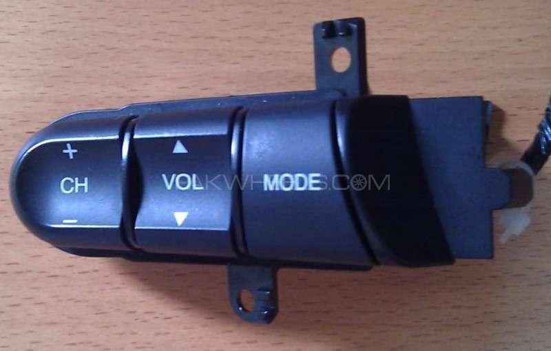 Honda Fit,Reborn,City Multimedia Steering Wheel Switch Image-1
