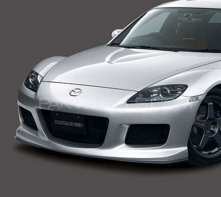 Original Mazdaspeed front bumper for rx8 Image-1