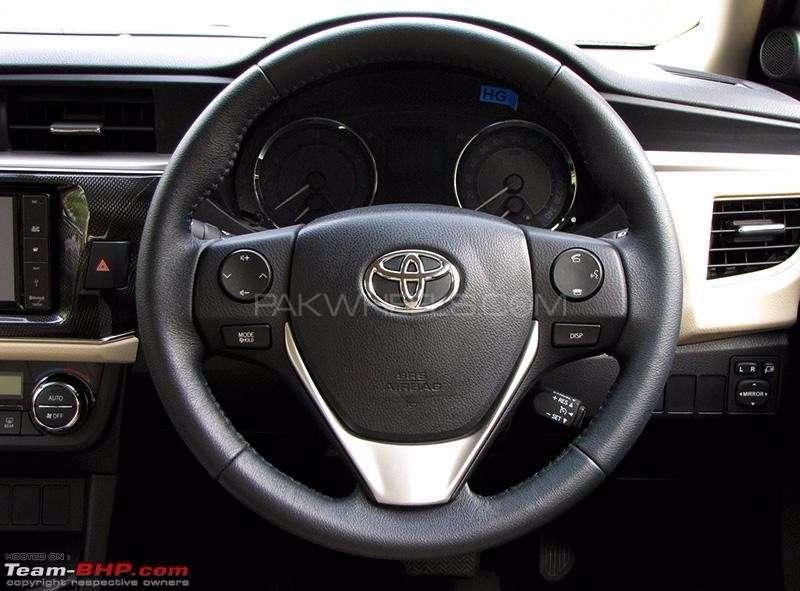 Toyota Corolla Altis,XLI,GLI,Grande 2015 Multimedia Switch Image-1