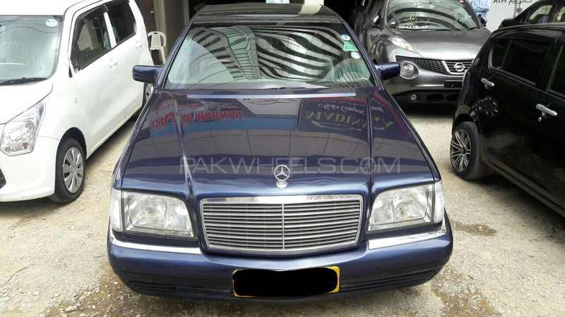 Mercedes benz s class s280 1994 for sale in karachi for Mercedes benz s280 for sale