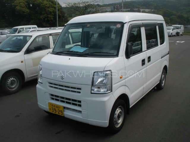 Suzuki Every GA 2012 Image-1