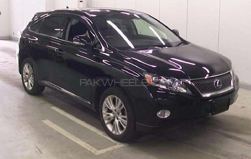 Toyota Harrier 2011 For Sale In Karachi Pakwheels