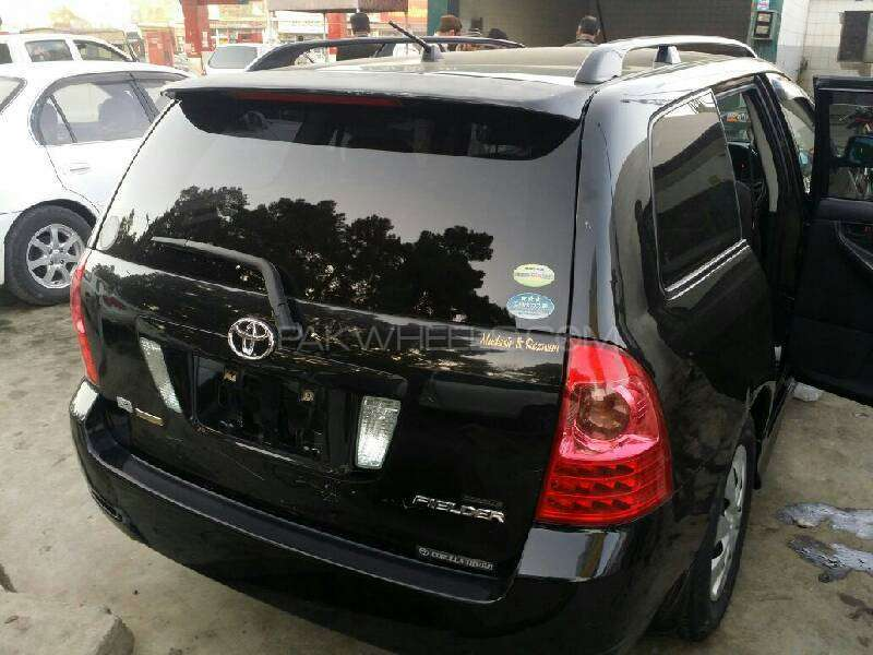 toyota corolla fielder x special edition 2006 for sale in. Black Bedroom Furniture Sets. Home Design Ideas