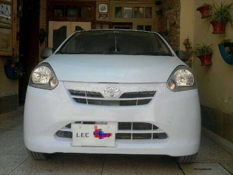 Toyota Pixis Epoch L 2012 Image-1
