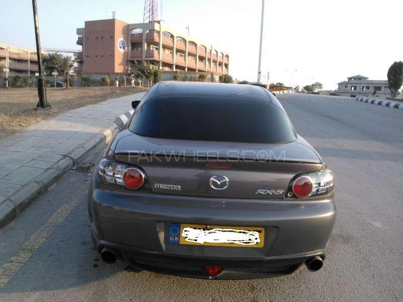 Mazda RX8 Type S 2007 Image-8