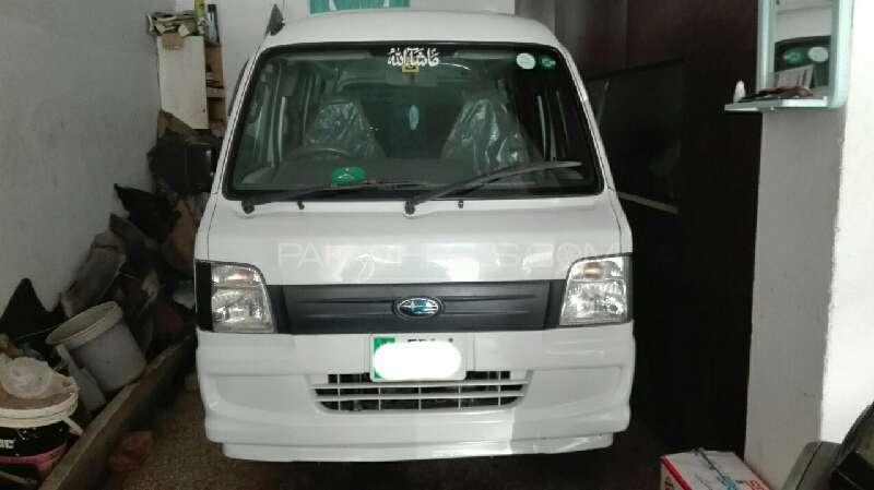 Subaru Sambar Dias 2009 Image-1