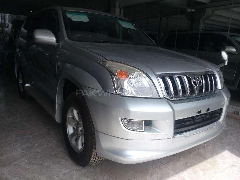 Toyota Prado TZ 4.0 2007 Image-1