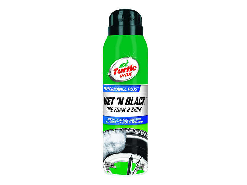 Turtle Wax Tyre Foam Shine - T49R Image-1