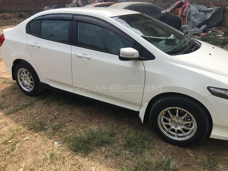 Honda City 2016 For Sale In Lahore Pakwheels
