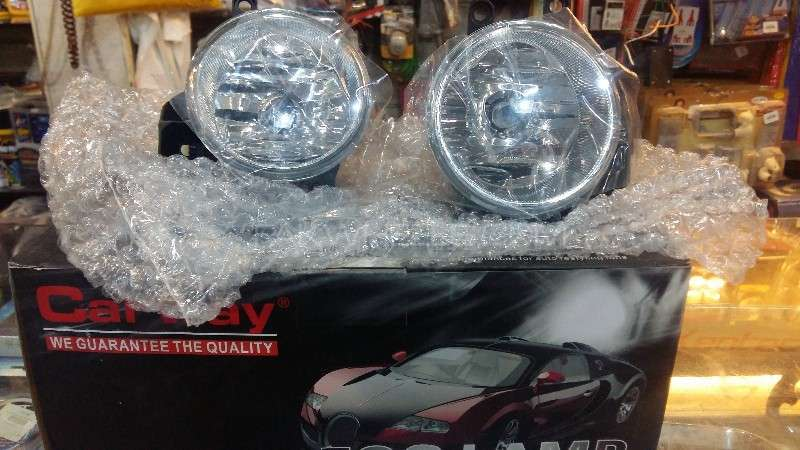 Fog Lights For Aqua Image-1