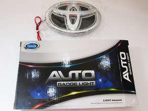 Auto Badge Lamp Toyota - 5D  in Lahore