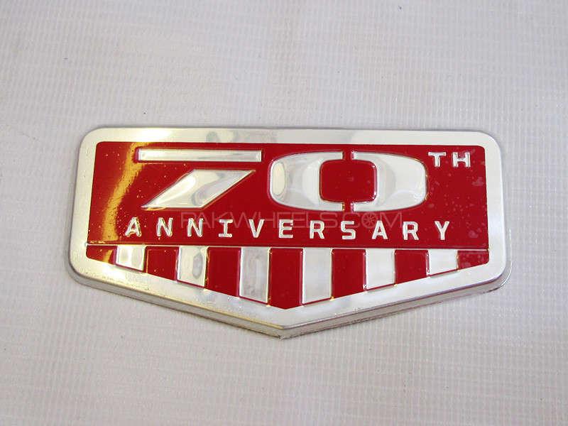 Emblem - 70th Anniversary Image-1