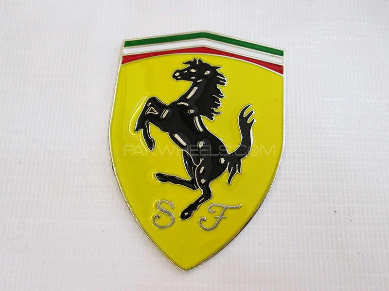 Emblem - Ferrari  Image-1