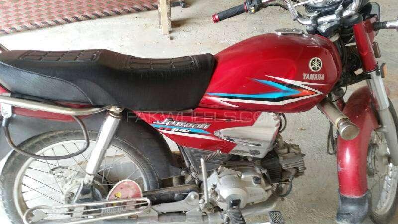 Yamaha YD-100 Junoon 2007 Image-1