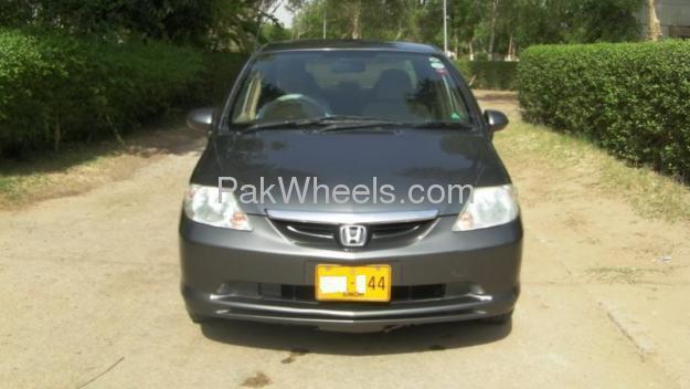 Honda City i-VTEC Prosmatec 2004 Image-1