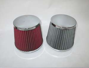 Air Intake Filter (Chrome Top) in Lahore
